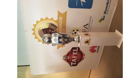 Hage Cup trophy unveiled