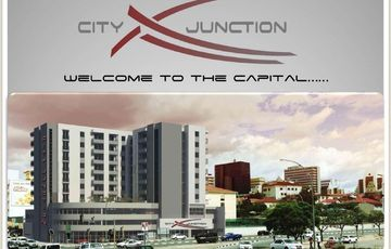 Bachelor flat for sale in Windhoek Cbd, City Junction.