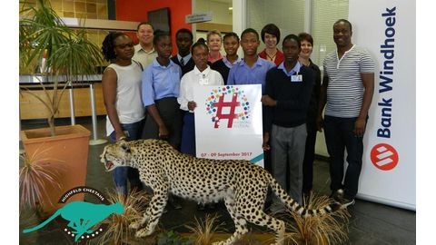 Bank Windhoek - Always ready to support initiatives such as the #Festival