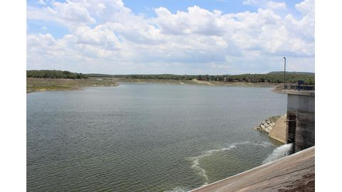 Namibia faces 'high water stress'