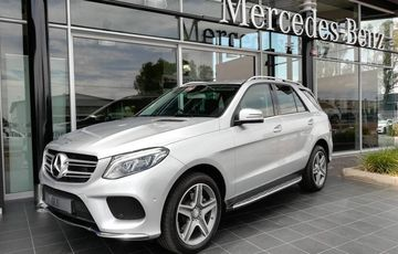 Brand New Mercedes-Benz GLE500