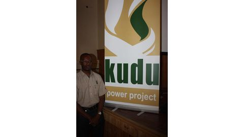 Eskom, CEC eyed as Kudu off-takers