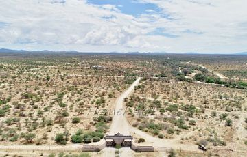 Omaruru Wildlife Estate: Vacant Plot with Rocky Outcrop is for Sale