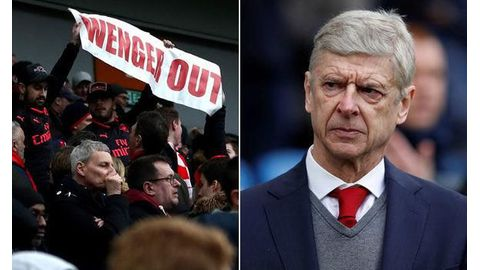 Arsene Wenger to leave Arsenal at end of season