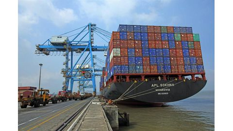 Major cyberattack hits India's largest port