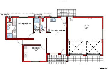Arandis: BRAND NEW 2 Bedr Home is for Sale