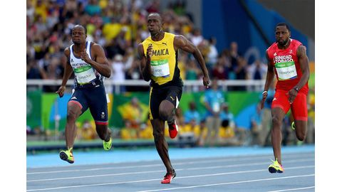 Bolt unimpressed with new crop