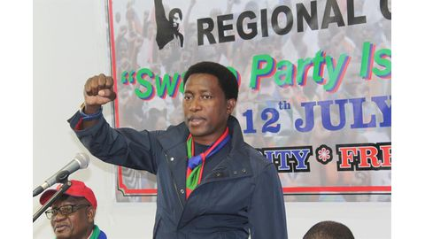 Disputes hold up Oshikoto conference