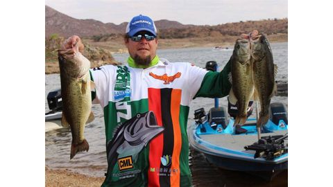 National bass angling competition resumes