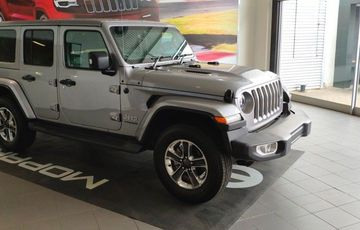 JEEP WRANGLER JL 3.6L V6 SAHARA UNLIMITED