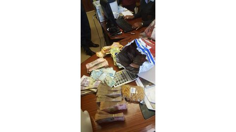 Security guard nabbed with N$500 000