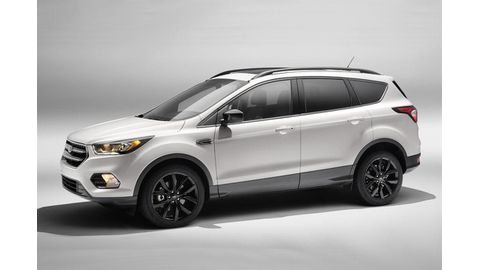 Refreshed Kuga launched
