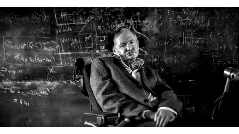 Hawking finds his event horizon