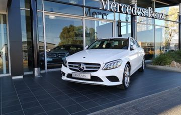 Brand New Mercedes-Benz C200 with Price Advantage