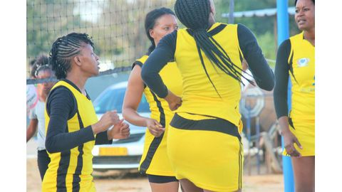 Chiefs thrash Unam to extend lead