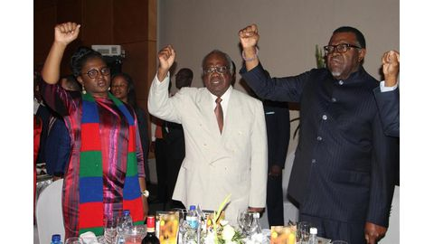Swapo gala dinner makes money