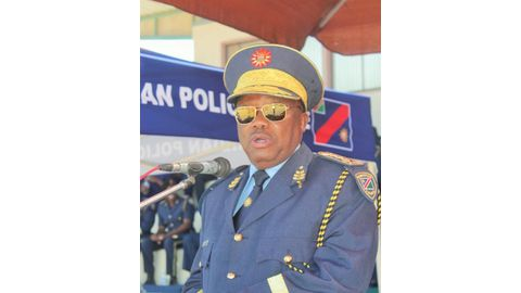Ndeitunga livid over trafficking charges