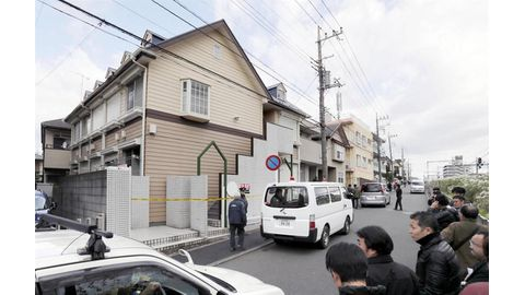 Dismembered bodies baffle Jap police