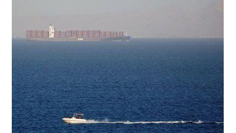 Egypt's Suez canal reports record high revenue