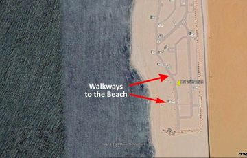 Afrodite Beach, Walvis Bay: VACANT PLOT with Home Plan is for Sale