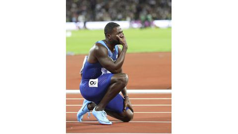 Bolt denied gold medal