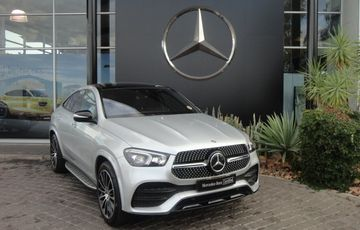 GLE 400d AMG Coupe