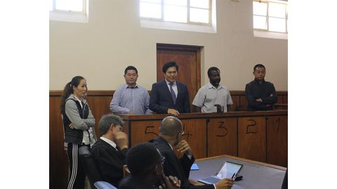 Chinese suspect in N$3.5b fraud case dies