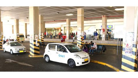 Taxi union condemns 50% hike
