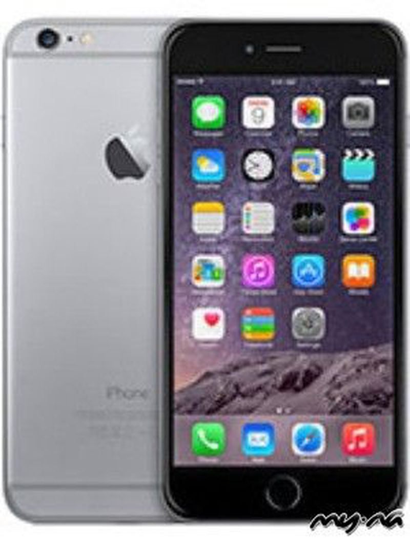 Apple Iphone 6s Plus 64gb Silver My Namibia 6 Replacement By