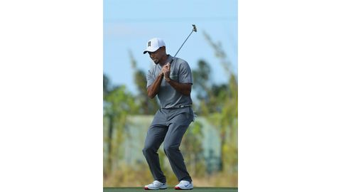 I have too much pride, says Woods