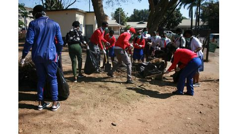 App cleans up Zim's waste-clogged cities