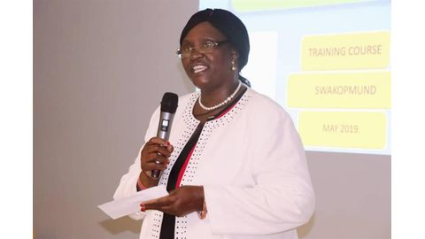 Namibia committed to curbing abuse by 2022: Imalwa