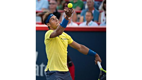 Nadal to become number one