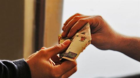 Cash outflows cost us millions