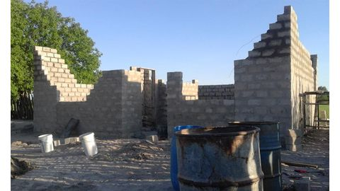 Illegal structures put Oniipa at risk