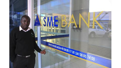 On the trail of the SME millions