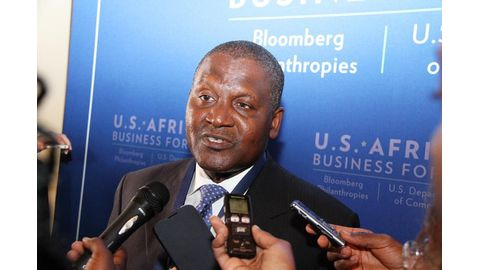 Dangote bets on farming