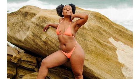 Zodwa falls for Namibia