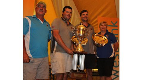 Theron brothers win Vasbyt in style