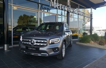 Brand New Mercedes-Benz GLB220d 4Matic