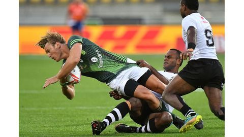 SA trounces Fiji