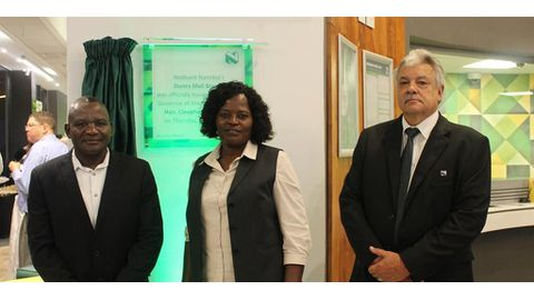 Nedbank Namibia opens branch In Dunes Mall