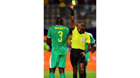 Senegal's Koulibaly to miss Afcon final