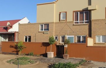 DUPLEX TOWNHOUSE WITHIN WALKING DISTANCE TO THE SEA!  ONLY IN SWAKOPMUND, NAMIBIA!