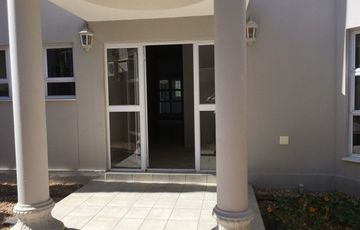 5 Bedroom, 3 bathroom family home with open plan kitchen and lounge. Lapa with built-in braai, small garden. Single garage plus carport