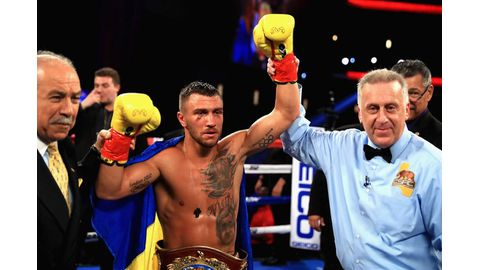 Lomachenko outclasses Marriaga to retain WBO crown