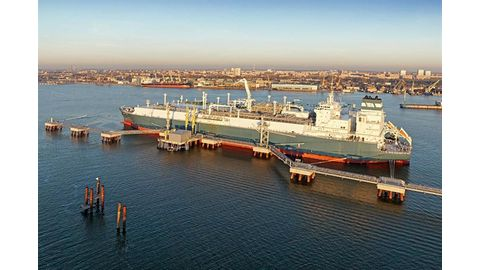 Equatorial Guinea takes off with LNG