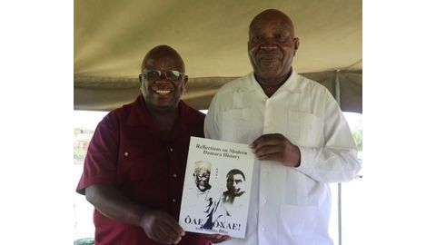 Damara to petition Germany over genocide