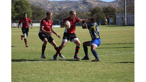 Youth rugby grows by leaps and bounds