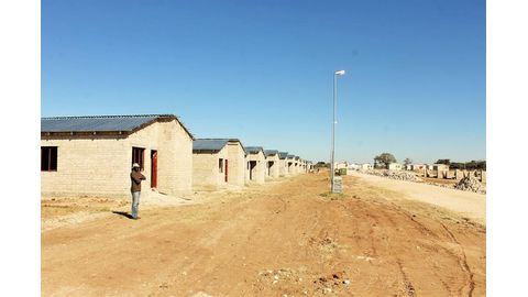 NHE wants to construct 423 houses